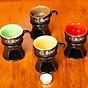 Đèn xông tinh dầu nến ly coffee Lasante DN-01 thumbnail