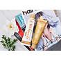 Thuốc nhuộm tóc phủ bạc thảo dược Richenna Hi-Speedy Gold Hàn Quốc màu nâu hạt dẻ tối 150g 3