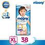 [Mã mới] Tã quần cao cấp Moony dành cho bé gái XL38 thumbnail