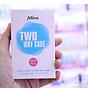 Phấn nén trang điểm siêu mịn Mira Two Way Cake Hàn Quốc 12g No.21 Cream Beige tặng kèm móc khoá 6