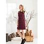 Đầm Caro - Đỏ (Free Size) thumbnail