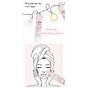 Kem nâng tông dưỡng da trắng hồng rạng rỡ - Natinda Calamine Shiny Pink Tone-Up Cream - 50g 6