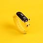 Đồng Hồ Điện Tử Trẻ Em Đèn Led Họa Tiết Hoạt Hình 3D Xinh Xắn DH109 3