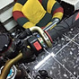 Bộ bao tay Spider Gel dành cho xe máy ( đỏ cam ) 7