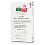 Sữa Rửa Mặt Và Tắm Toàn Thân Cho Da Nhạy Cảm Sebamed Liquid Face & Body Wash (300ml) thumbnail