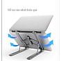 Giá đỡ laptop dành cho Macbook Ipad Surface và các máy tính xách tay khác ( mầu sắc ngẫu nhiên ) 2