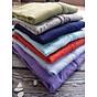 Áo khoác chống nắng cao cổ chất liệu vải mềm mịn thun co dãn dành cho nữ (size M) 3