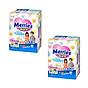 Bộ 2 tã quần Merries siêu thấm, mềm mịn size XXL26 (15 25kg) 26 miếng - Nội địa Nhật Bản thumbnail