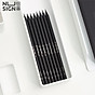 Nusign 8Pcs box Pencils Wood 2B Drawing Pencil Children Students Painting Sketch Non-Toxic Graphite Refill Pencils Exam Pencil Student Stationery Artist School Office Architect Supplies thumbnail