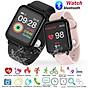 Bluetooth Smart Watch IP67 Waterproof Tempered Glass Activity Fitness Tracker Heart Rate Blood Pressure Men Women Smartwatch thumbnail