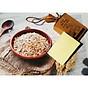 Xà phòng handmade thảo mộc tinh chất Yến Mạch - ECOLIFE Natural Soap - Oat 2
