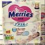 Bỉm - Tã dán Merries size S 88 nội địa thêm miếng (Cho bé 4 - 8kg) thumbnail