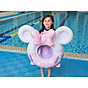 Phao bơi trẻ em hình chuột Mickey hồng dễ thương thumbnail