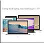 Giá đỡ laptop dành cho Macbook Ipad Surface và các máy tính xách tay khác ( mầu sắc ngẫu nhiên ) 3
