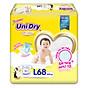Tã Dán Cho Bé Unidry (G6+) Size L68 (68 miếng) thumbnail
