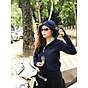 Áo khoác chống nắng nữ - Chống Tia UV (Có túi kéo khóa bên trong) thumbnail