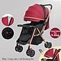 Xe Đẩy Trẻ Em, Xe đẩy 2 chiều cho bé trọng lượng 5,6kgs,xe đẩy em bé gấp gọn có thể xoay đến 360 độ thumbnail