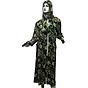 Áo Chống Nắng Hai Lớp Vải Lanh Kèm Khẩu Trang Dáng Dài (giao mẫu ngẫu nhiên) 3