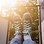 Giày Converse Chuck 70 Wahsed Canvas - 164713C 4