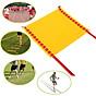 Thang dây thể thao luyện thể lực bóng đá RED Yellow, dây tập thể lực - DONGDONG 2