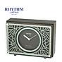 Đồng hồ để bàn Nhật Bản Rhythm CRH211NR06 - Kt 26.7 x 20.5 x 10.0cm, 1.5kg Vỏ gỗ. thumbnail