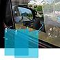 Bộ Hai Miếng Dán Kính Bên Lái Xe Ô Tô Chống Nước Chống Xước Hình Chữ Nhật 200x160mm Tiện Lợi thumbnail