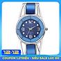 Quartz Watch Bracelet Watches Casual Alloy Wristwatches Woman Pointer thumbnail