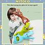 Khủng long đồ chơi cầm tay Mitolo khũng long cho bé 0323 thumbnail