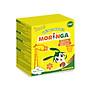 Viên nhai Canxi K2 Moringa - Bổ sung Canxi và Vitamin K2 giúp tăng chiều cao, chống còi xương - Hộp 8 gói 1
