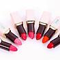 Son mịn môi giàu độ ẩm Naris Ailus Smooth Lipstick Moisture Rich Nhật Bản 3.7g + Móc khóa 7