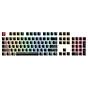 Bộ Keycap Glorious Aura PBT Doubleshot Black (104 phím, ANSI) - Hàng chính hãng thumbnail