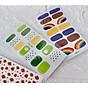 Miếng dán trang trí móng tay 1 bộ 12 miếng combo 3 bộ ( mẫu ngẫu nhiên ) thumbnail