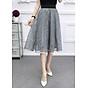 Chân váy nữ dáng xòe freesize 18 thumbnail