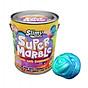 Đồ chơi SLIMY Hũ slime khổng lồ lấp lánh ánh kim-xanh da trời 32926 BL thumbnail