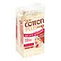 Bông Tẩy Trang Cotton Plus 2 Trong 1 Chiết Xuất Dầu Argan - Vitamin E (50 Miếng) thumbnail