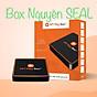 FPT Play Box 2020 plus 4K mã T550 truyền hình điều khiển giọng nói Đầu thu android box Fpt - Hàng Chính Hãng thumbnail