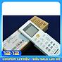 Điều khiển điều hoà Panasonic Model CS-U12TKH-8-Hàng chính hãng thumbnail