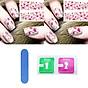 Miếng dán móng tay Nail (Kèm dũa và khăn) thumbnail