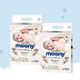 [COMBO 2 BỊCH] Bỉm Dán Moony natural S 58 thumbnail