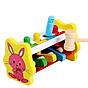 Đồ chơi gỗ cao cấp - Đập chuột con thỏ Nemotoys thumbnail