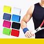 Băng cổ tay thấm mồ hôi thể thao nam nữ Boer 0230 Sports Bandage Aol (1 chiếc) - Băng thấm mồ hôi, cuốn cổ tay thể thao - Chạy bộ, đạp xe, bóng đá, bóng bàn, bóng chuyền, hoạt động ngoài trời - Hàng chính hãng 2
