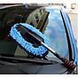 Chổi lau xe cỡ lớn có thể điểu chỉnh độ dài - Màu xanh thumbnail