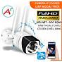 Camera IP Wifi Trong nhà Ngoài trời Yoosee 9104A FullHD 1080P + đàm thoại 2 chiều + Ban đêm có màu + Thẻ nhớ 32G - Hàng Nhập Khẩu thumbnail