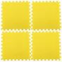 Bộ 4 tấm Thảm xốp lót sàn an toàn Thoại Tân Thành - màu vàng (60x60cm) thumbnail