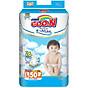 Tã Dán Goo.n Premium Gói Cực Đại L50 (50 Miếng) - Tặng thêm 8 miếng cùng size 2