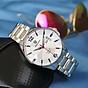 Đồng hồ nam PAGINI dây thép không gỉ - Lịch ngày cao cấp 2