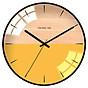 Đồng hồ treo tường trang trí phong cách Bắc Âu SI02 thumbnail