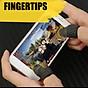 Bộ găng tay chơi game bao 10 ngón tay cao cấp chống mồ hôi chống trượt 4