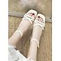 Giày Sandal Nữ Quai Chéo cao 3cm 2