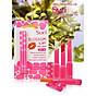 Son dưỡng ẩm bảo vệ môi chiết xuất trái bơ mỡ Suri Blossom Lip Hàn Quốc 1.8g PK01.Hồng tặng kèm móc khoá 2